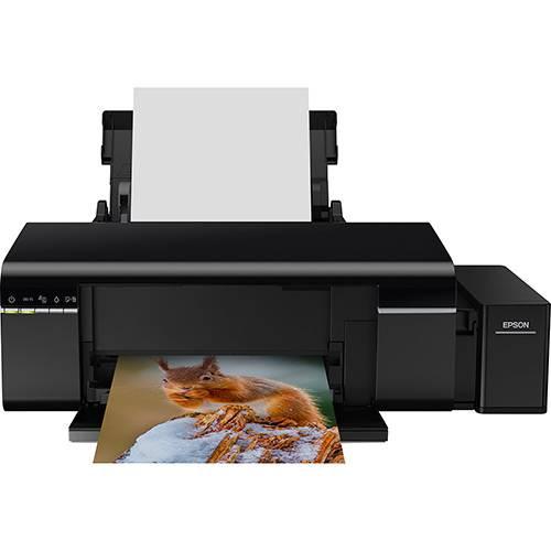 Impressora Epson Ecotank L-805 Jato de Tinta Wi-Fi