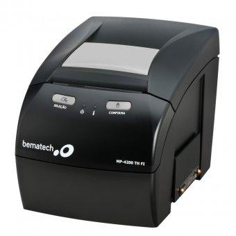 Impressora Fiscal Bematech MP-4200 TH FI   Automação Global