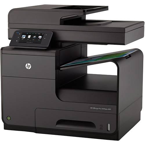 Impressora Multifuncional HP Officejet Pro X476dw Wi-Fi