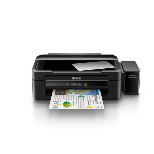 Impressora Multifuncional L380 Ecotank 4 Cores - Epson