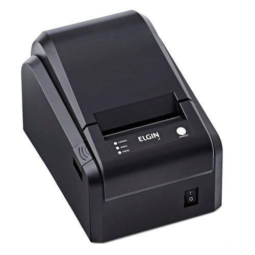 Impressora Termica não Fiscal Elgin I7 Usb com Serrilha