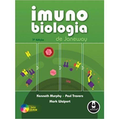 Imunobiologia de Janeway - 7ª Edição - Artmed