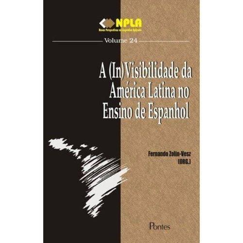 (In) Visibilidade da America Latina no Ensino de Espanhol, a