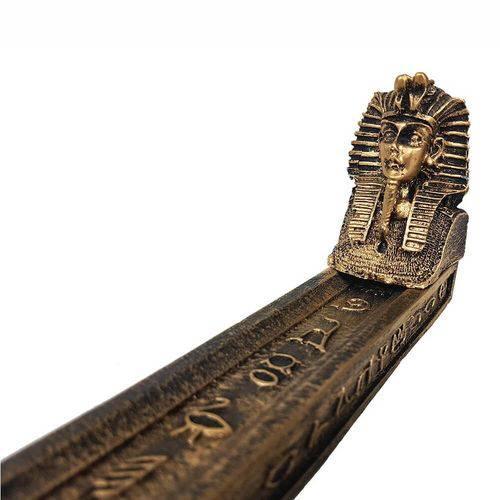 Incensário Esfinge em Barra Egito Egípcio.