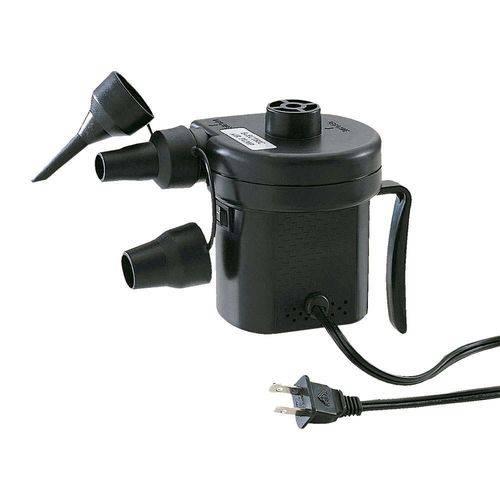 Inflador Eletrico 110 V Pratico Compacto Cabo 2 Mts Nautika