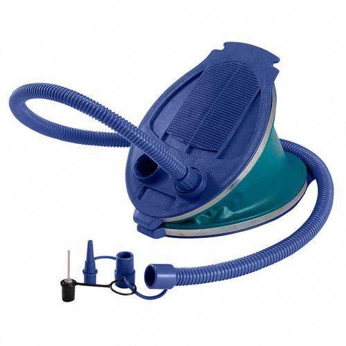 Inflador Manual Fole 3l Nautika Azul Plástico Abs e Pvc 300700