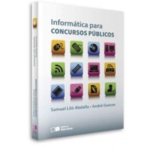 Informatica para Concursos Publicos - Saraiva
