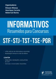 Informativos Resumidos para Concursos (2018)