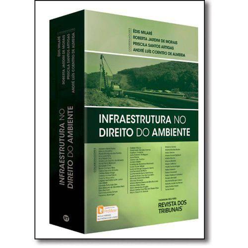 Infraestrutura no Direito do Ambiente - Rt