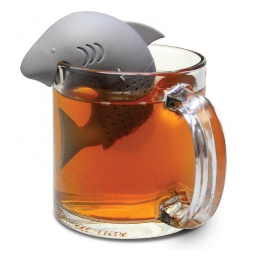 Infusor de Chá Tubarão de Silicone Pn025 Wish