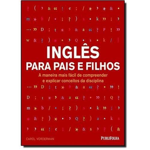 Inglês para Pais e Filhos