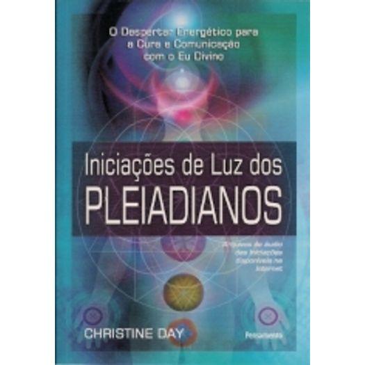 Iniciacoes de Luz dos Pleiadianos - Pensamento