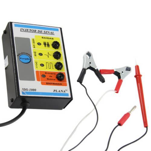 Injetor de Sinal e Simulador do Sensor de Rotação-Planatc-Ids1000