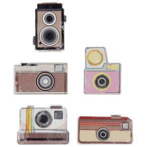 Instantaneous Camera Ímãs C/5 Multicor