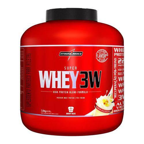 Integralmedica Super Whey 100% Baunilha 1,8 Kg