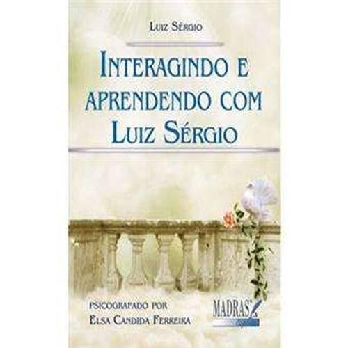 Interagindo e Aprendendo com Luiz Sergio