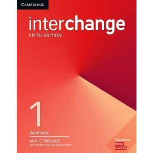 Interchange 1 Wb - 5th Ed