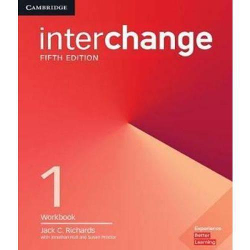 Interchange 1 - Workbook - 05 Ed