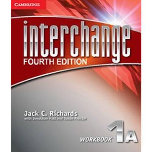 Interchange 1a Wb - Fourth Ed