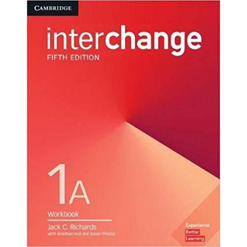 Interchange 1a - Workbook - 5th Edition - Cambridge University Press - Elt