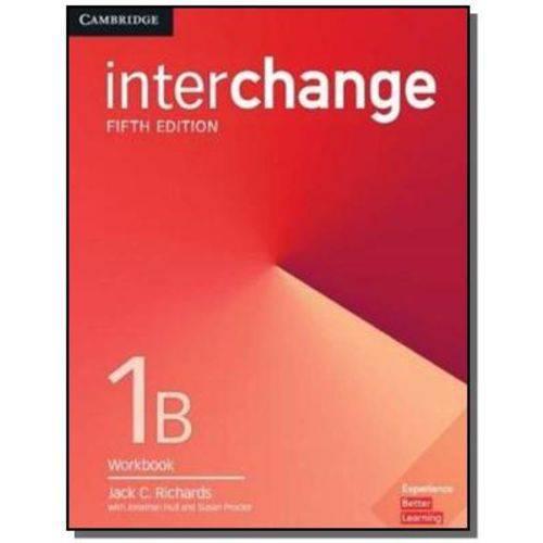 Interchange 1b Wb - 5th Ed