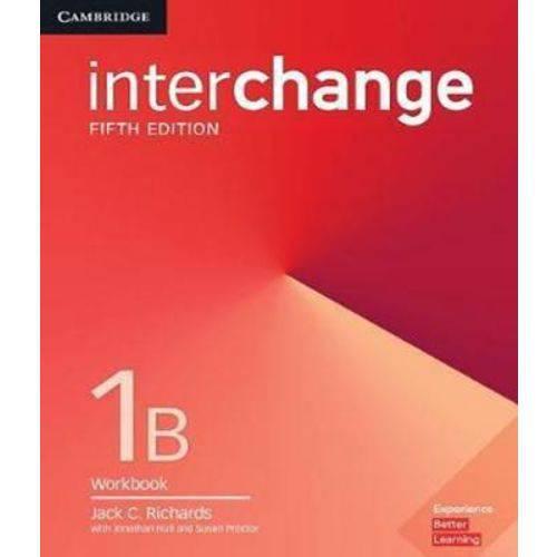 Interchange 1b - Workbook - 05 Ed