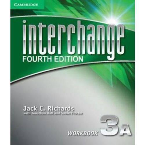 Interchange 3a - Workbook - 04 Ed