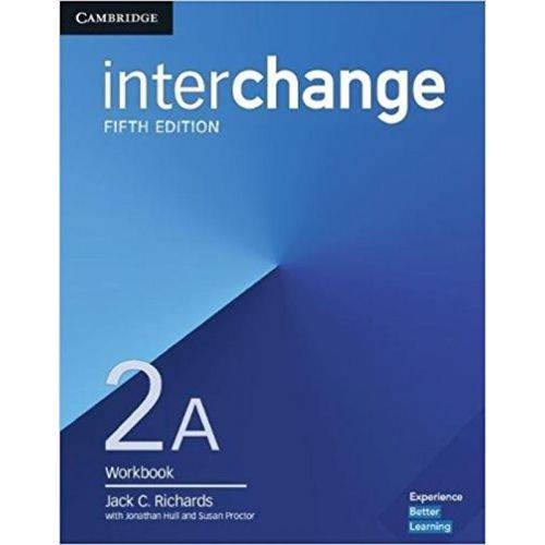 Interchange 2a - Workbook - 5th Edition - Cambridge University Press - Elt