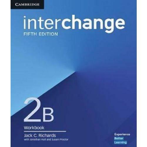 Interchange 2b - Workbook - 05 Ed