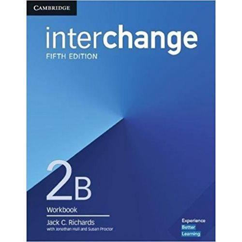 Interchange 2b - Workbook - 5th Edition - Cambridge University Press - Elt