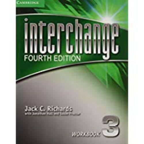 Interchange Level 3 Workbook (Student)