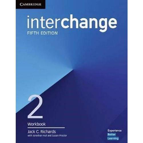 Interchange 2 Wb - 5th Ed