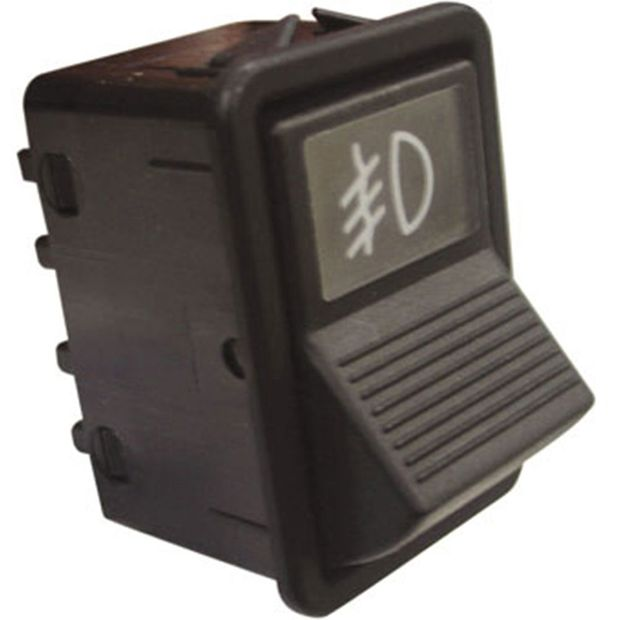 Interruptor de Farol Neblina 24v - Un90456 Caminhões /ônibus
