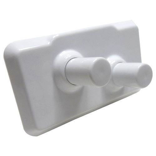 Interruptor Duplo Branco Refrigerador Brastemp W10471975