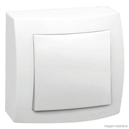 Interruptor Paralelo 10A Sistema X Branco Bivolt Pial
