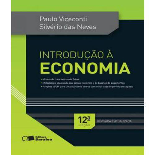 Introducao a Economia - 12 Ed