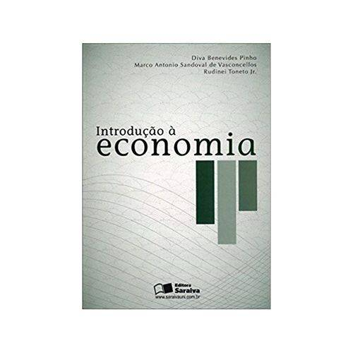 Introdução à Economia 1ªed. - Saraiva