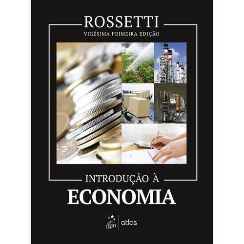 Introducao a Economia - Livro - Rossetti - Atlas