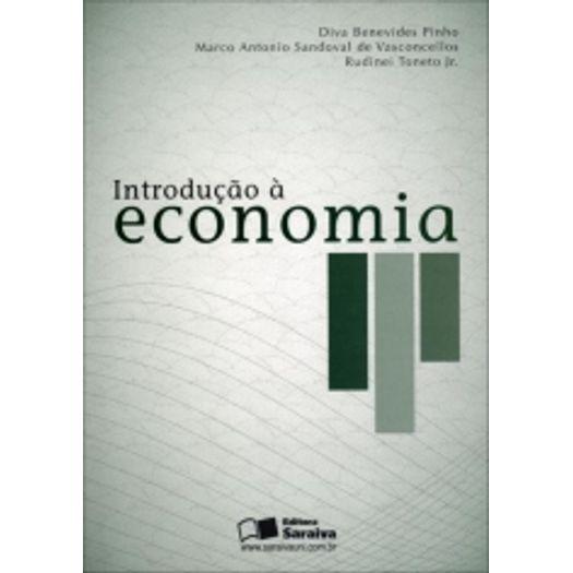 Introducao a Economia - Saraiva