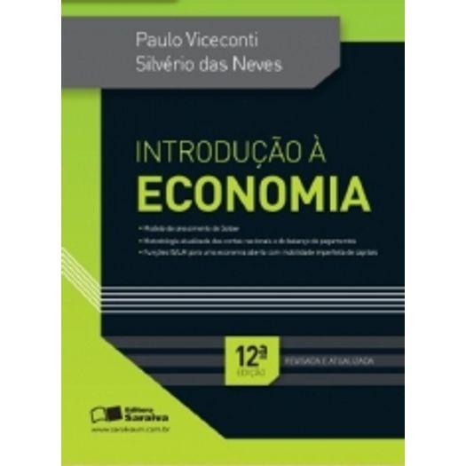 Introducao a Economia - Viceconti - Saraiva