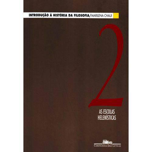 Introdução a História da Filosofia - Vol.02