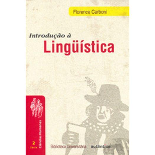 Introducao a Linguistica - Autentica