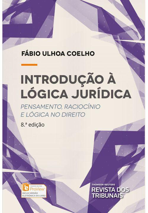 Introdução à Logica Juridica - 8ª Edição