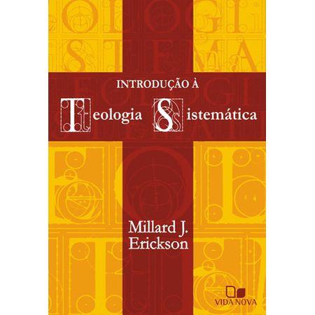 Introdução Á Teologia Sistemática