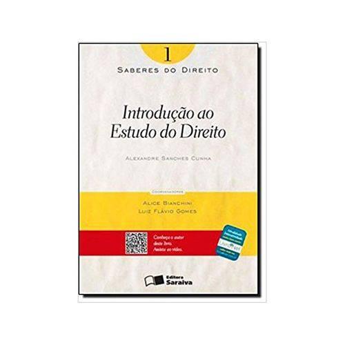 Introdução ao Estudo do Direito 1ªed. - Saraiva