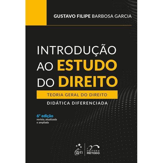 Introducao ao Estudo do Direito - Garcia - Metodo