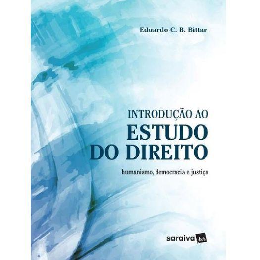 Introducao ao Estudo do Direito - Saraiva - 1ed