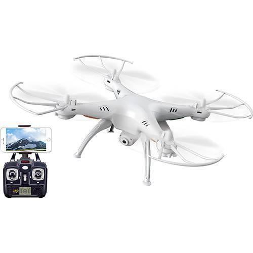 Intruder Drone com Câmera Real Time - Candide