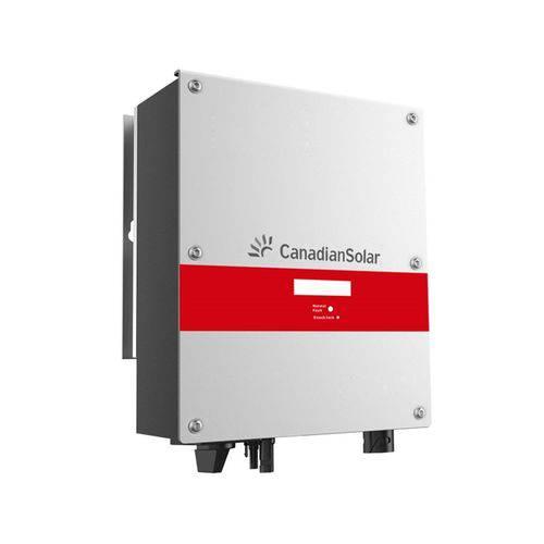 Inversor Solar Canadian Aldo Solar 41001343 5kw Monofasico 220v 2 Mppt Monitoramento