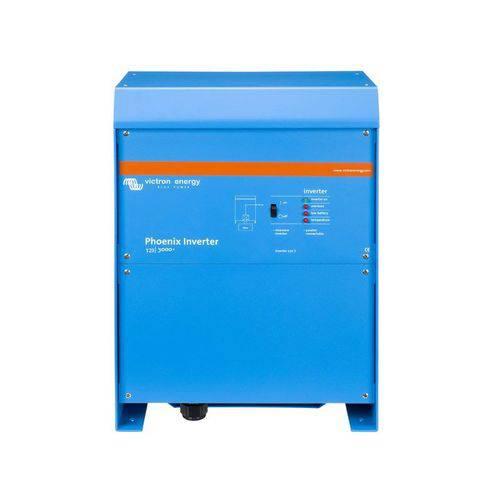Inversor Solar Off Grid Victron Aldo Solar Pin123020100 Phoenix 3000va E12v S120v Onda Senoidal Pura